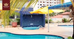 Paradise Flat Residence em Caldas Novas