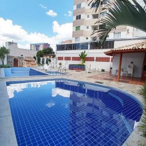 Condomínio Residencial Thuany - Apartamentos a venda em Caldas Novas