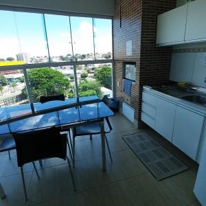 Apartamento um quarto a venda no Fiori Prime em Caldas Novas - U. 701